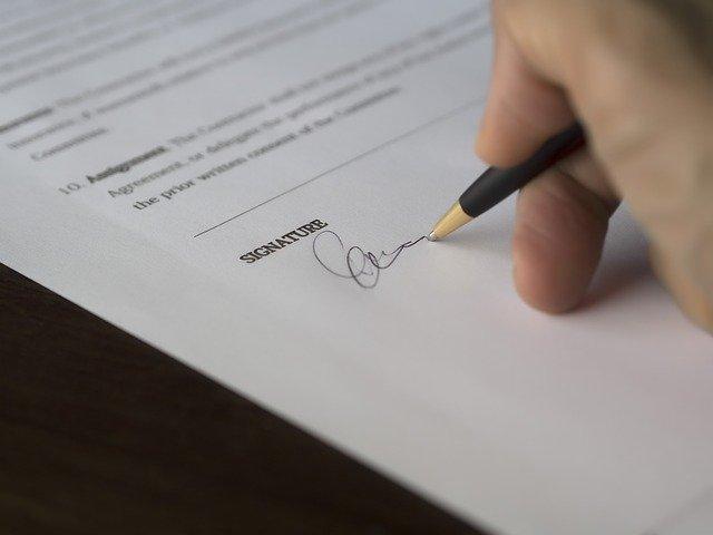 Fałszywy podpis