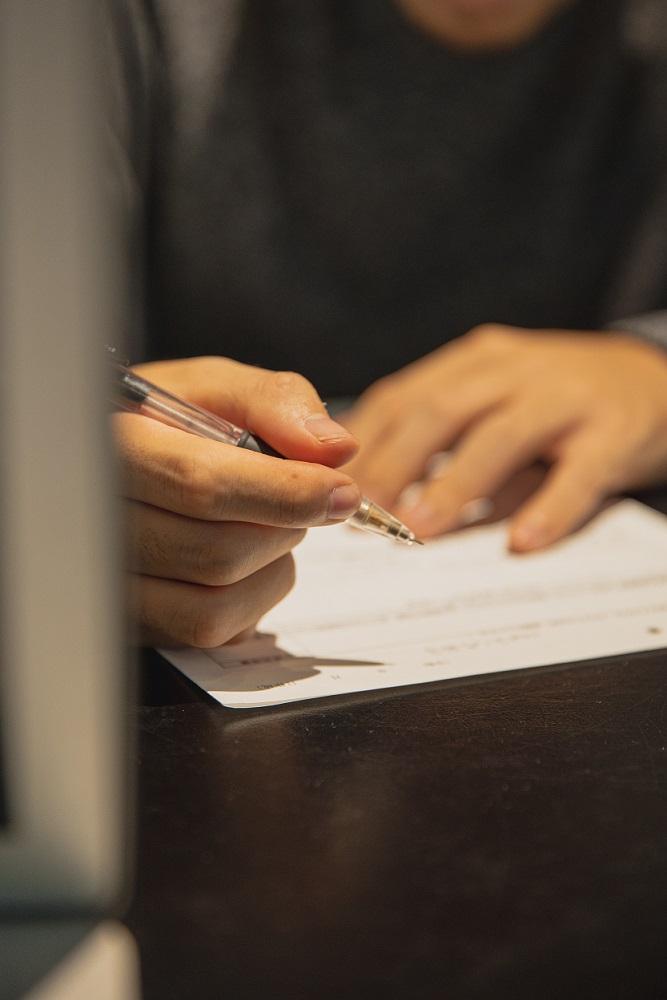 Podpisywanie ubezwłasnowolnienie